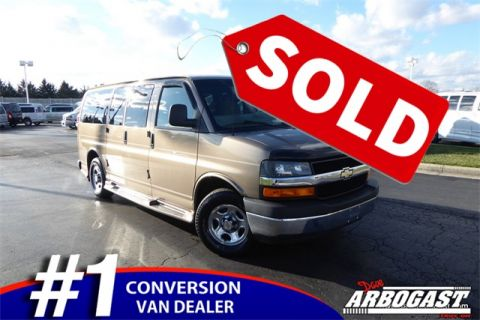 Used Chevrolet Conversion Van Quality Coach