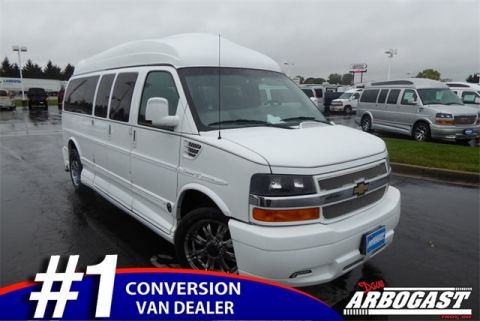 Pre-Owned 2013 Chevrolet Conversion Van Explorer Limited SE