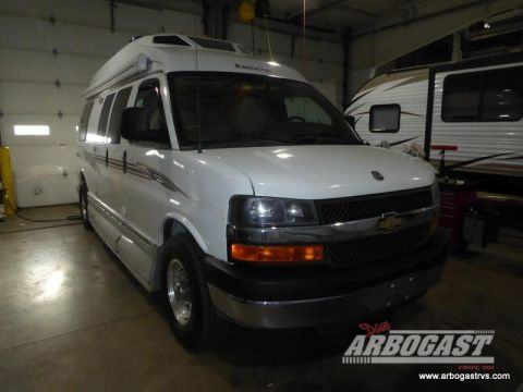 Pre-Owned 2010 Roadtrek Roadtrek 190-Popular  Rear Wheel Drive Full-size Cargo Van