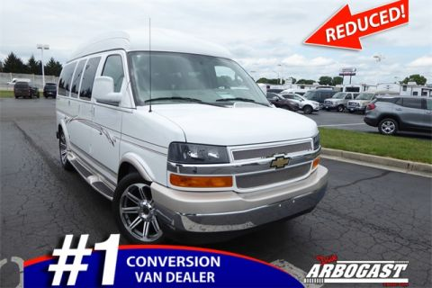 Pre-Owned 2017 Chevrolet Conversion Van Explorer