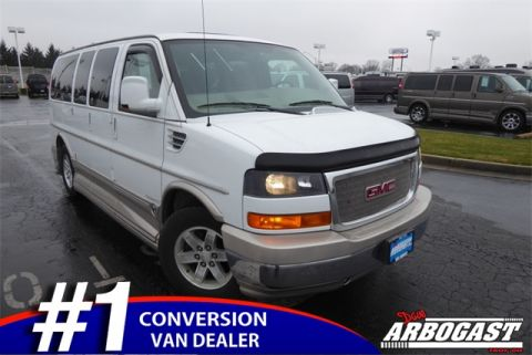 Pre-Owned 2009 GMC Conversion Van Explorer Limited SE RWD Low-Top
