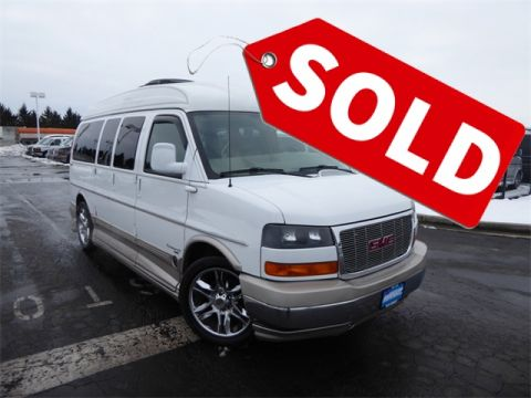 Pre-Owned 2006 GMC Conversion Van Explorer Limited SE Mobility
