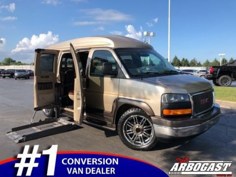 Pre-Owned 2012 GMC Conversion Van Rocky Ridge RWD Mobility