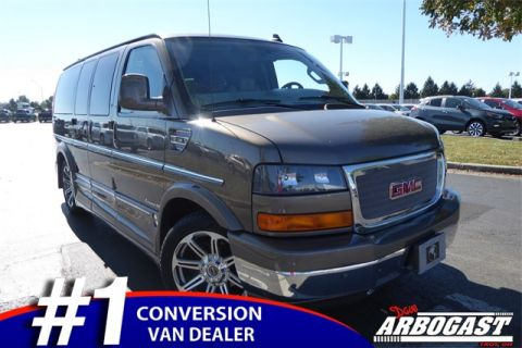 Pre-Owned 2016 GMC Conversion Van Explorer Limited SE RWD Low-Top