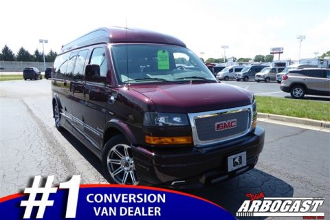 New 2018 GMC Conversion Van Explorer Limited SE RWD Hi-Top