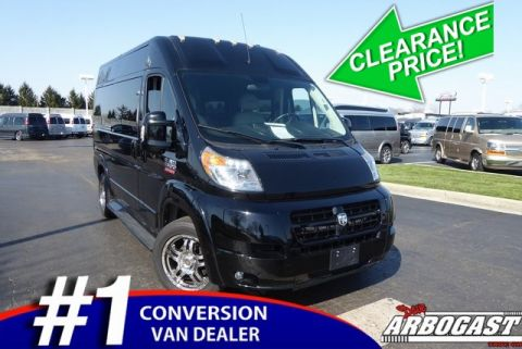 Used Ram Conversion Van Sherrod