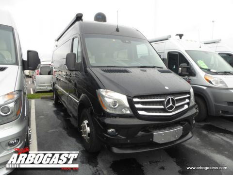 Pre-Owned 2015 Airstream Interstate Lounge EXT