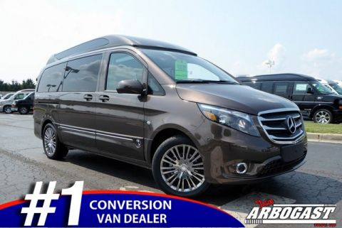 New Mercedes Benz Conversion Van Metris By Explorer