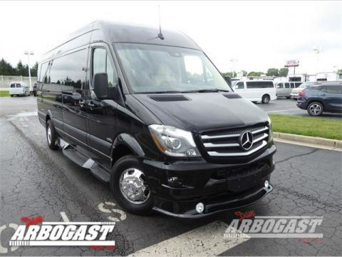 New 2019 Midwest Automotive Designs Daycruiser D6 Mercedes-Benz Sprinter Conversion  Hi-Top