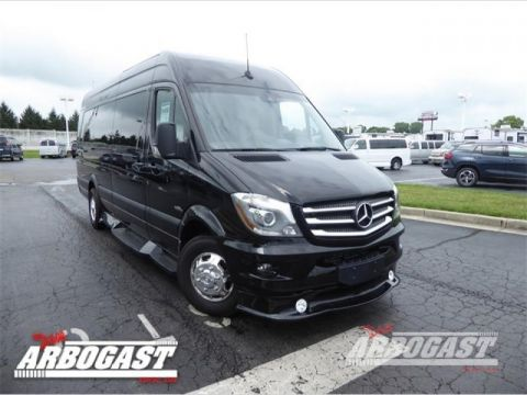 New 2019 Midwest Automotive Designs Daycruiser D6 Mercedes-Benz Sprinter Conversion