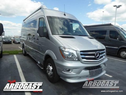 New 2018 Airstream RV Interstate Grand Tour EXT Std. Model  Rear Wheel Drive Specialty Vehicle