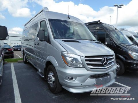 New 2019 Airstream RV Interstate Grand Tour Slate Edition