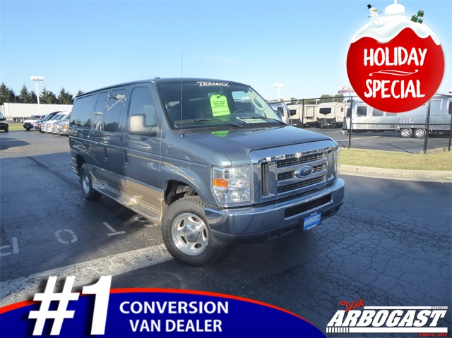 Pre-Owned 2012 Ford Conversion Van Tuscany Mobility
