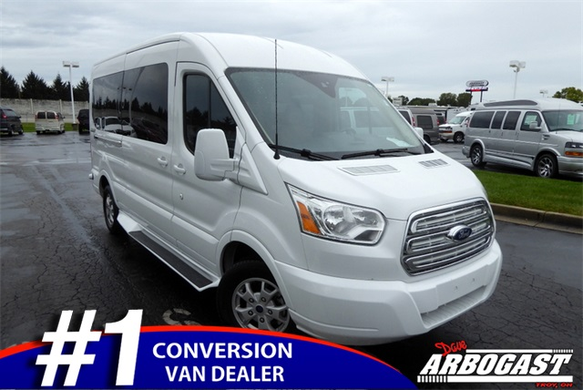 2015 Ford Conversion Van >> Pre Owned 2015 Ford Conversion Van Sherrod Rwd Up25682 Dave