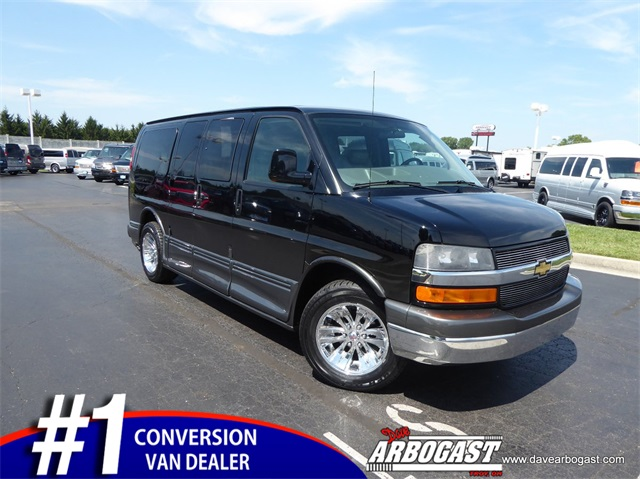 Used Chevrolet Conversion Van Regency Sky King