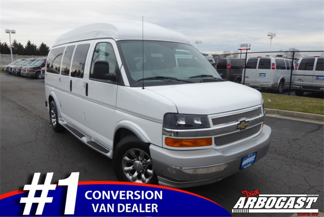 924bb65737 Pre-Owned 2016 Chevrolet Conversion Van Explorer RWD  UP26343