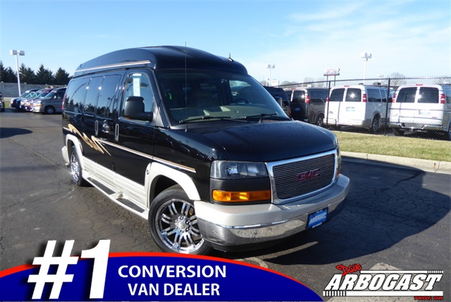 Pre-Owned 2011 GMC Conversion Van Rocky Ridge