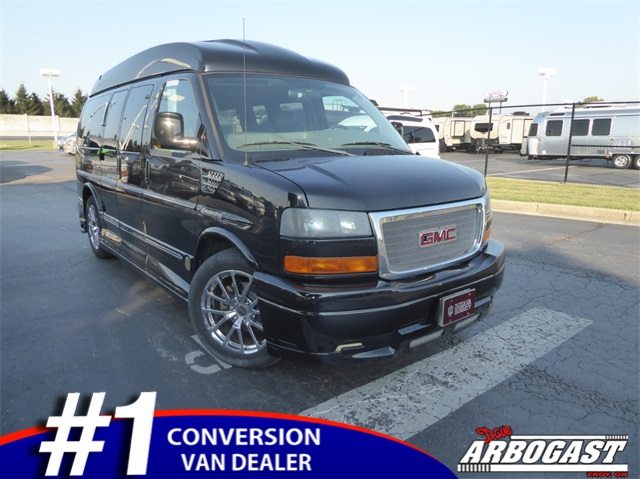Pre-Owned 2012 GMC Conversion Van Explorer Limited SE