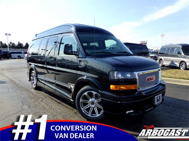 22 New Conversion Vans in Stock | Dave Arbogast