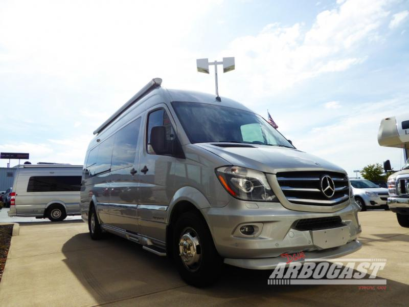 Pre-Owned 2016 Airstream RV Interstate EXT Grand Tour