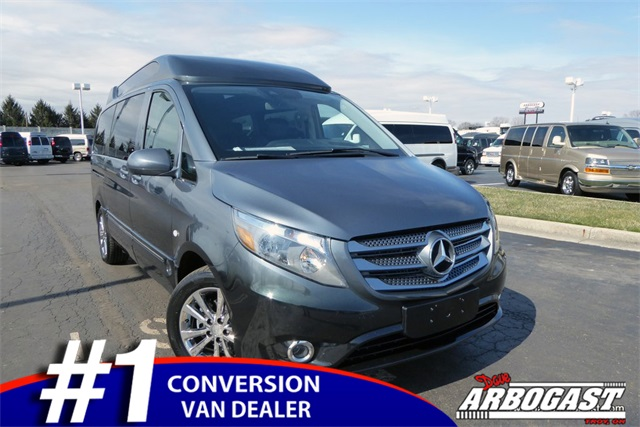 Pre Owned 2016 Mercedes Benz Conversion Van Metris By Explorer