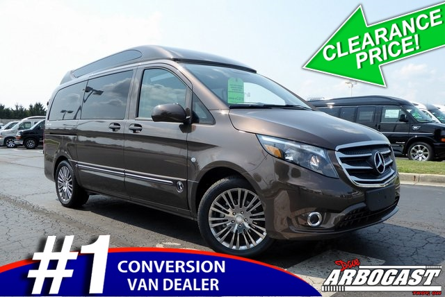 New 2018 Mercedes-Benz Conversion Van Metris by Explorer
