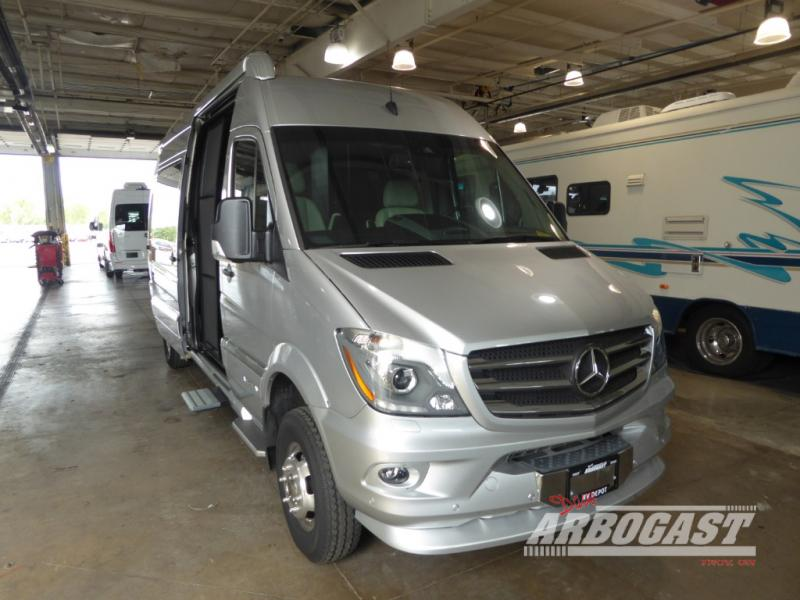 Pre-Owned 2018 Airstream RV Interstate EXT Grand Tour 4X4