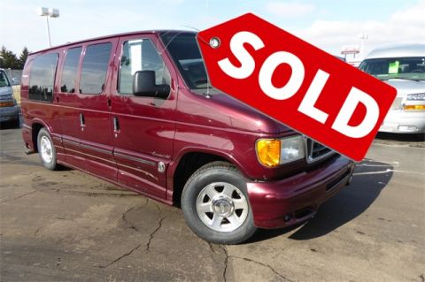 7c48075a8e569c Pre-Owned 2004 Ford Conversion Van Explorer Limited