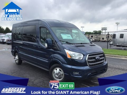New 2020 Ford Conversion Van Majestic Mobility