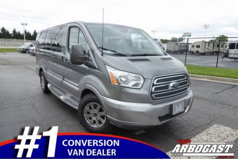 Pre-Owned 2015 Ford Conversion Van LT Explorer