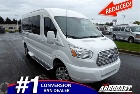 Pre-Owned 2015 Ford Conversion Van Sherrod Transit