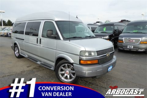 44f9cc2b2a Pre-Owned 2011 Chevrolet Conversion Van Rocky Ridge RWD  U26287B ...
