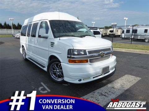 Pre-Owned 2013 Chevrolet Conversion Van Southern Comfort Elite