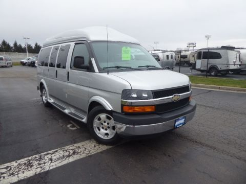 Pre-Owned 2012 Chevrolet Conversion Van Customizer
