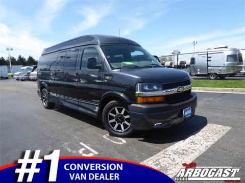 Pre-Owned 2016 Chevrolet Conversion Van Explorer Limited SE