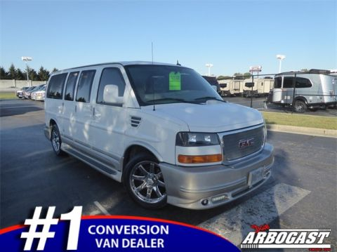 Pre-Owned 2014 GMC Conversion Van Southern Comfort Elite