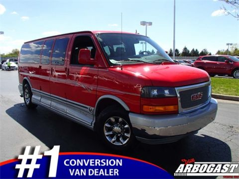 51 Used Conversion Vans in Stock | Arbogast Van Depot