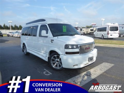 Pre-Owned 2017 GMC Conversion Van Explorer Limited SE