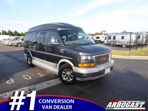 Pre-Owned 2015 GMC Conversion Van Explorer Limited SE